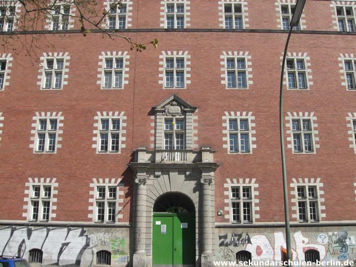 Sekundarschule Bergmannstraße