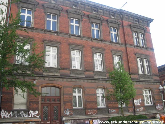 Sekundarschule Graefestraße