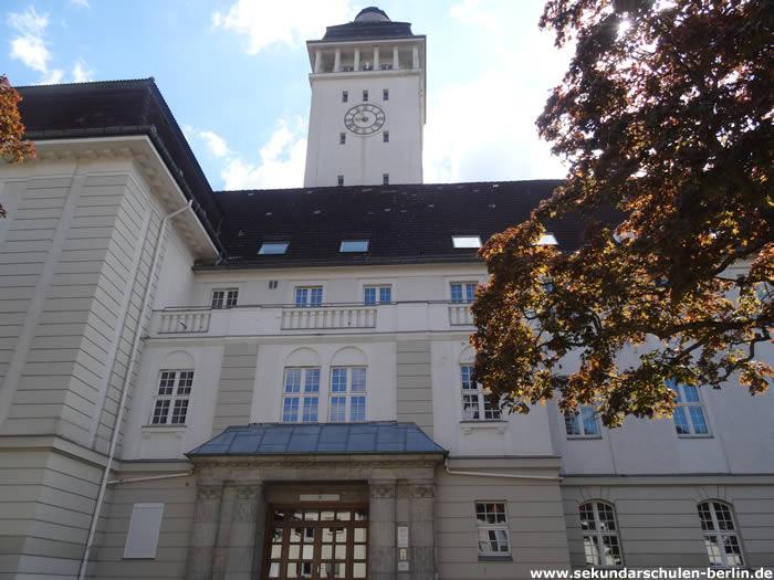 Sekundarschule Wilmersdorf - Kranzer Straße 3