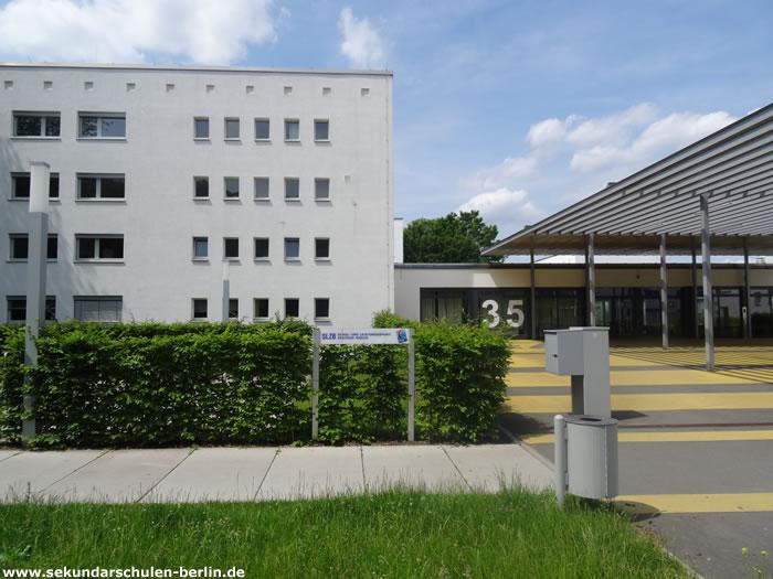 Schul- und Leistungssportzentrum (SLZB)