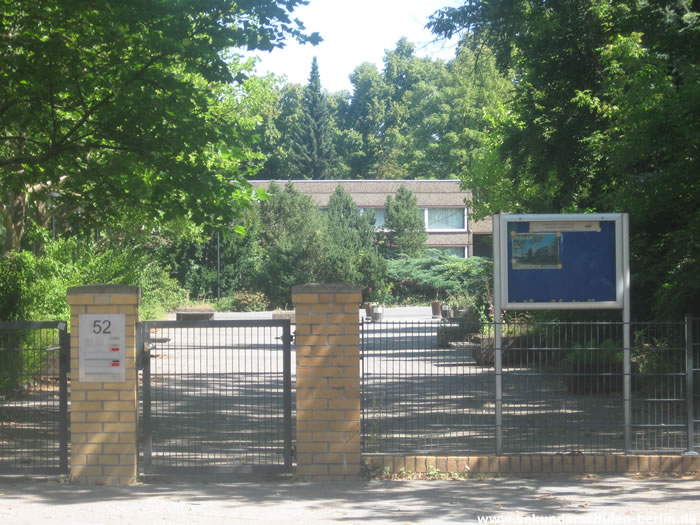 Solling-Schule Eingang