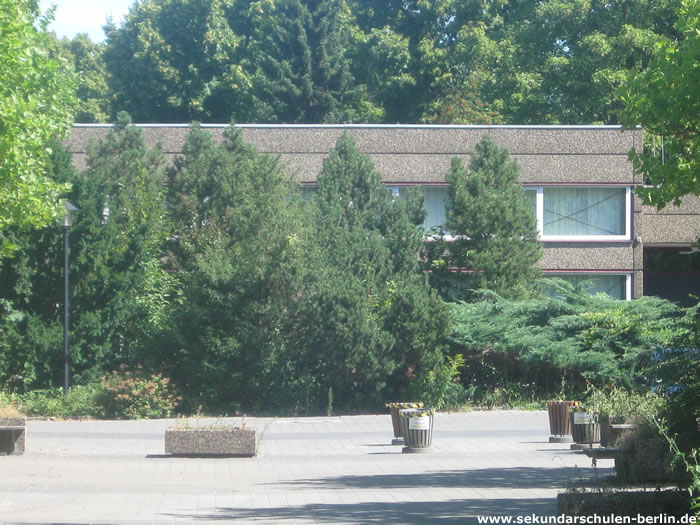 Solling-Schule Schulhof