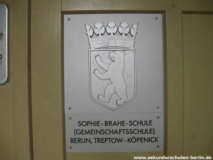 Sophie-Brahe-Schule Schulschild