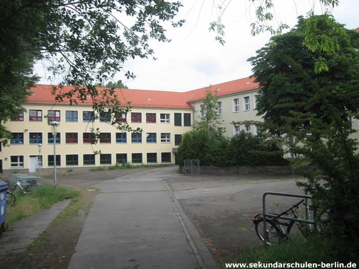 Sophie-Brahe-Schule Schulhof
