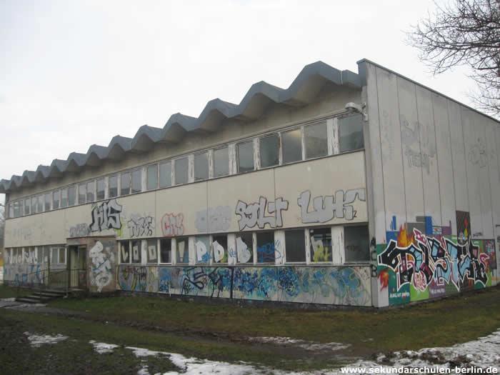 Vincent-van-Gogh-Schule Sporthalle