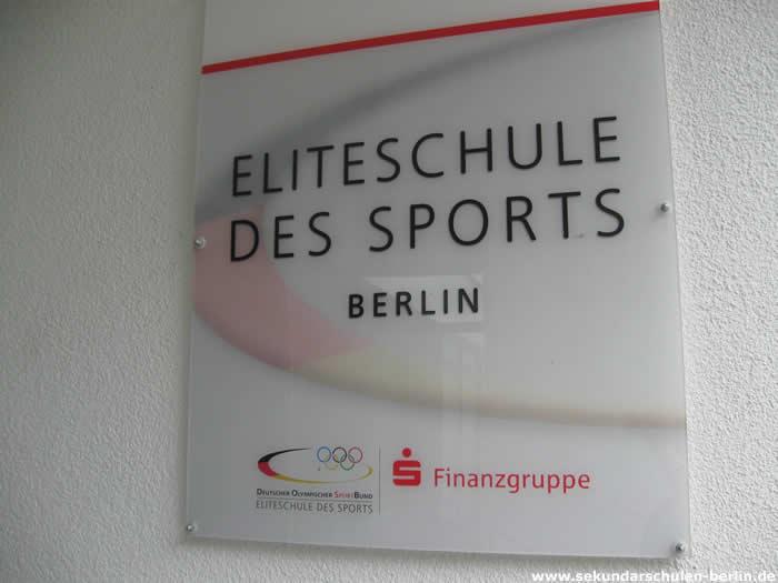 Eliteschule des Sports