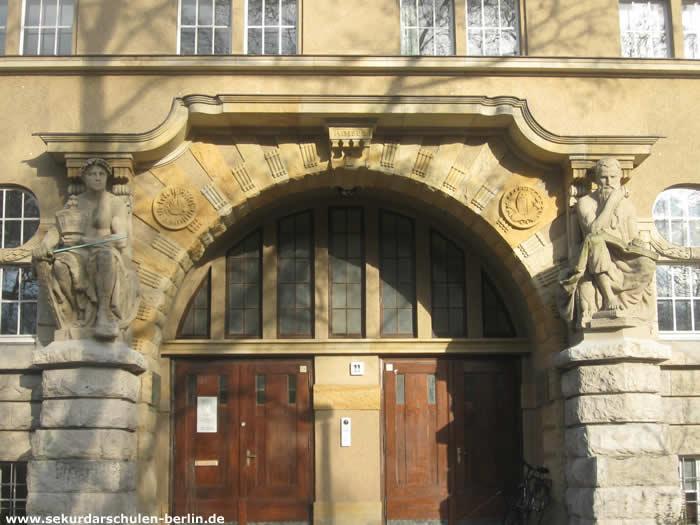 Wilhelm-Bölsche-Schule Portal