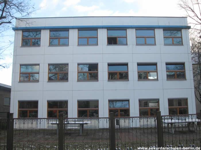 Wilhelm-Bölsche-Schule Neubau