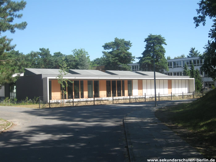 Wilma-Rudolph-Schule Schulhof